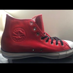 Barney's NY Converse patent leather All Stars 2017